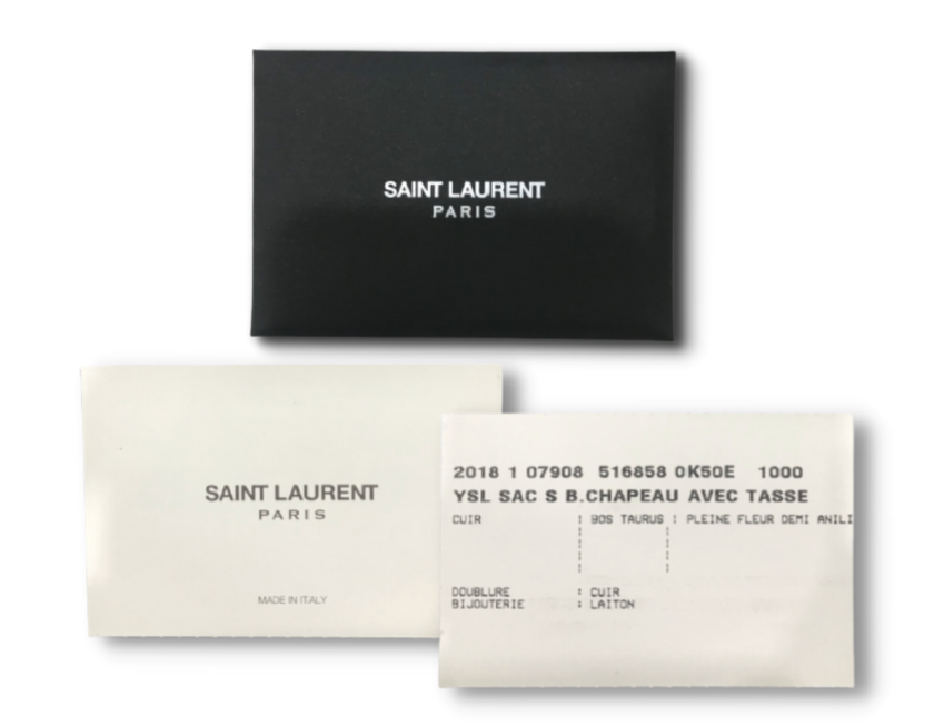 ysl-authenticity-card